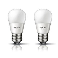Philips Lampu LED 4Watt-2pcs