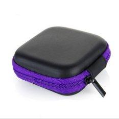 Phone Charger Data Cable Storage Bag Mini Portable Anti-pressure Headset Square Storage Box