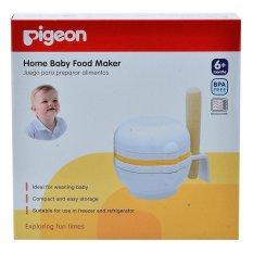 Pigeon Home Baby Food Maker – Paket Pembuat MPASI