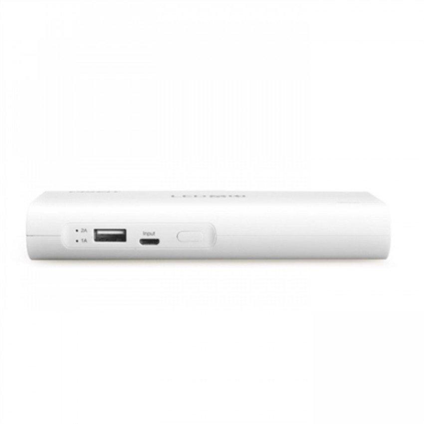 Pisen LED Portable Power 10000mAh - Putih