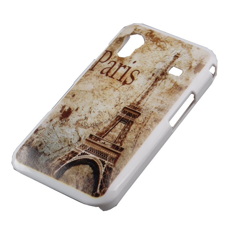 Plastic Case for Samsung Galaxy Ace s5830 (Brown) (Intl)