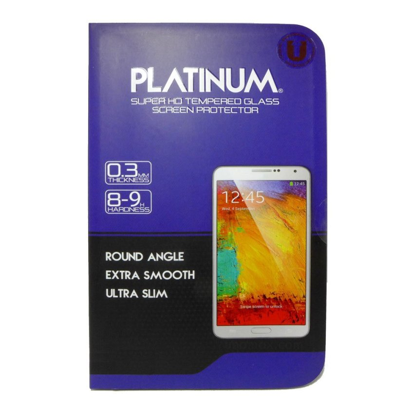 Platinum LG G Pro 2 Tempered Glass Screen Protector