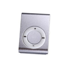 Player MP3 Shuffle MP3 Player - Silver
