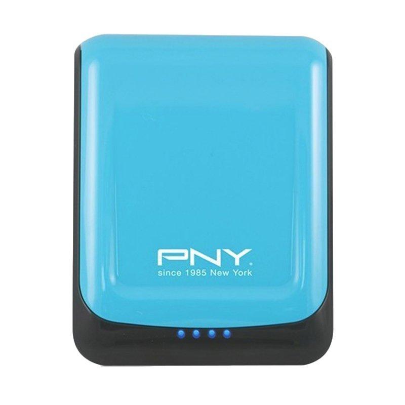 PNY Sporty Powerbank 7800 mAh - Biru