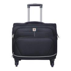 "Polo Classic 5146-01 Cabin Bag Trolley 16"" - Black"