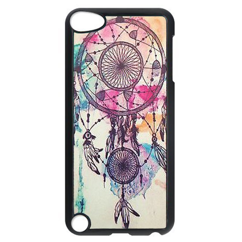 Popular Dream Catcher Phone Case For Ipod Touch 5 (Black)