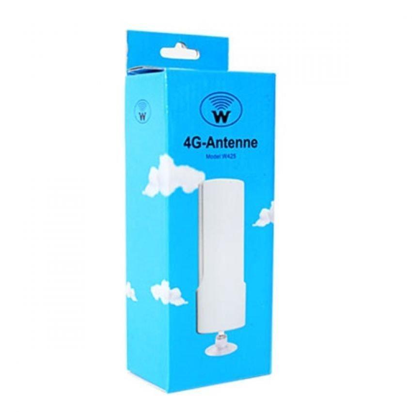 Portable Antena 25dBi Modem Smartfren AR918B  High Gain 3G 4G LTE FDD TDD W-Max 425 Maximal