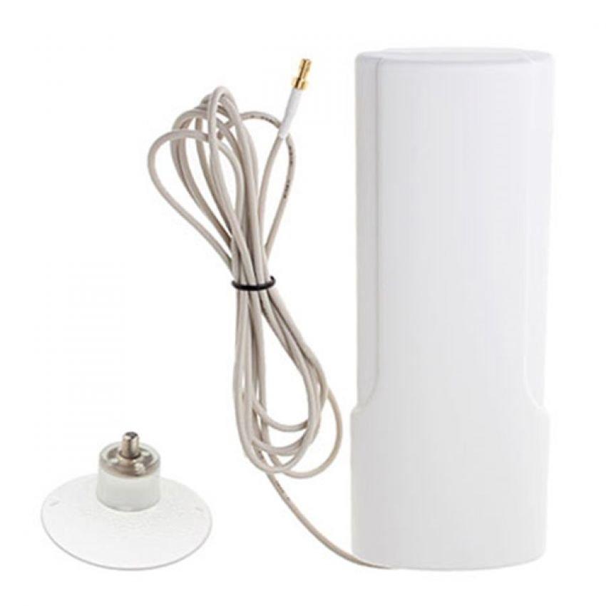 Portable Antena 25dBi Modem ZTE MF80 High Gain 3G 4G LTE FDD TDD W-Max 425 Maximal