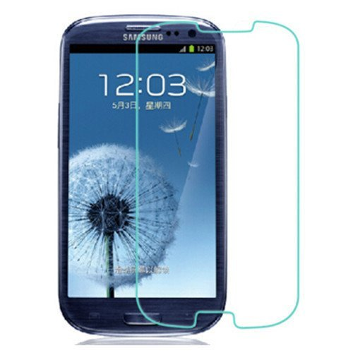Premium Tempered Glass Film For Samsung Galaxy S3 III I9300 9300 Screen Protector Protective Film(Intl)