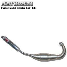 R9 - NEW MONZA - KAWASAKI NINJA 150RR - Full Sistem