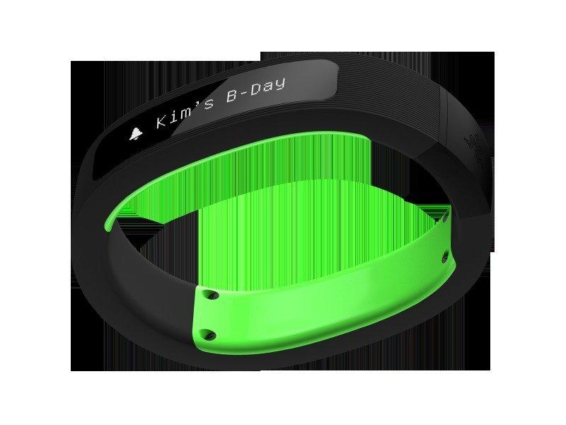 Razer Nabu 2015 Smartband Medium/Large - Hitam