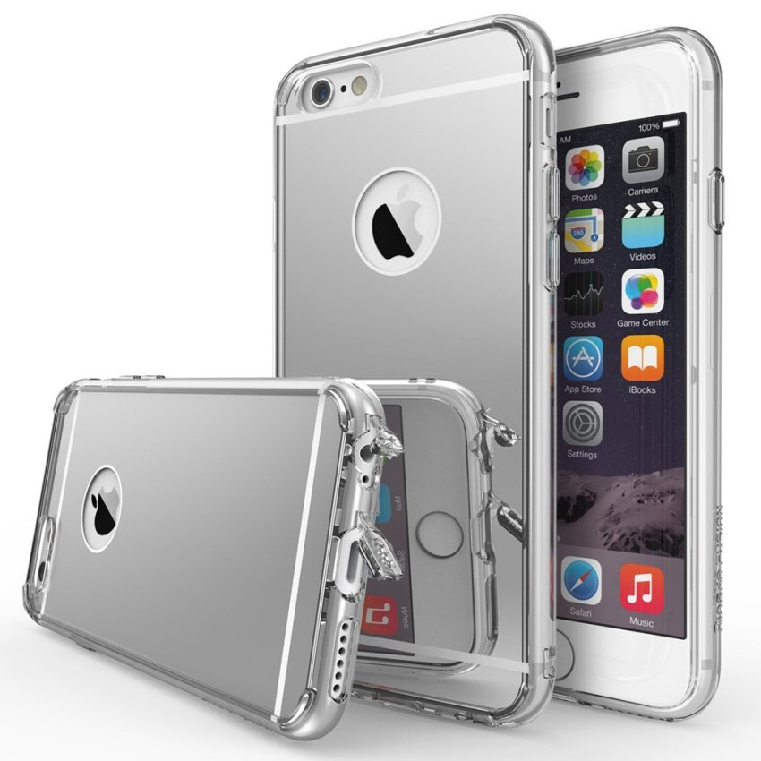 Rearth Ringke Fusion Mirror for iPhone 6s / iPhone 6 (4.7) - Crystal View