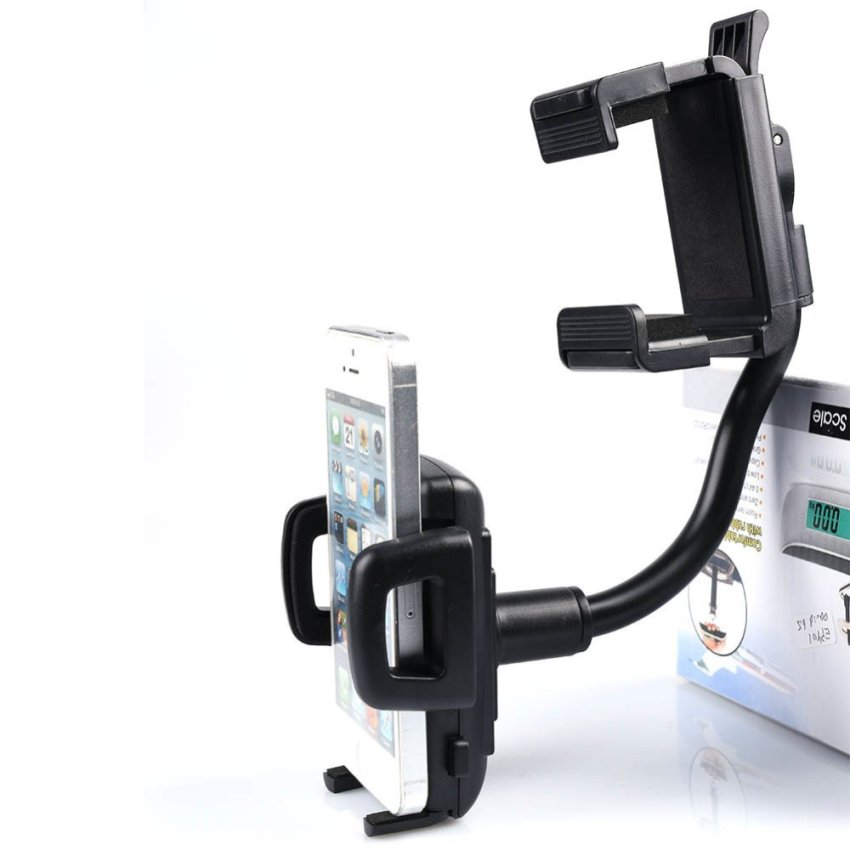 Rearview Mirror Phone Holder (Intl)