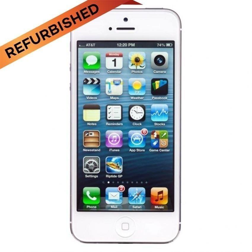 Refurbished Apple iPhone 4 - 32GB - Putih - Grade A