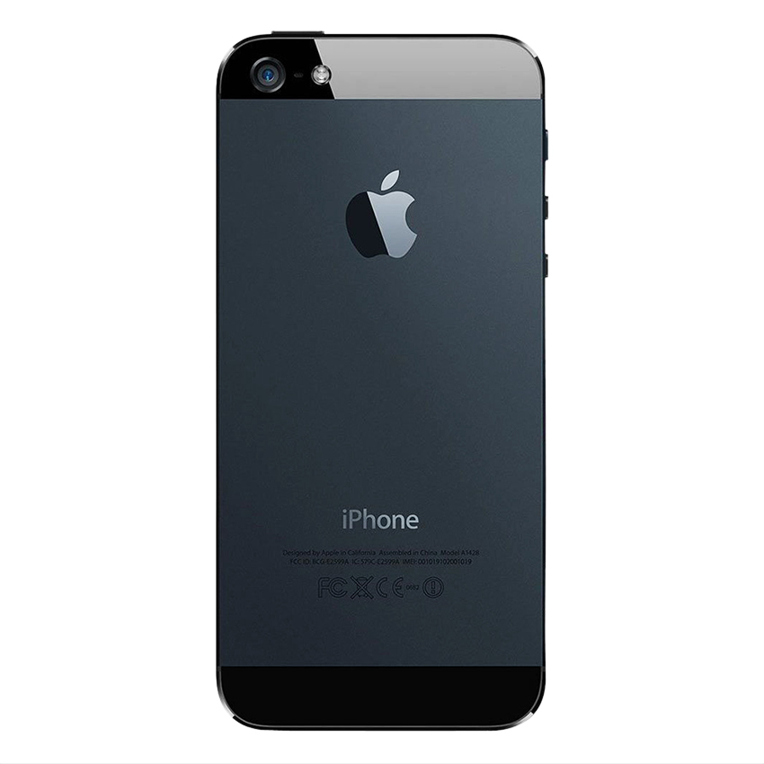 Refurbished Apple Iphone 5 - 16GB - Hitam - Grade A