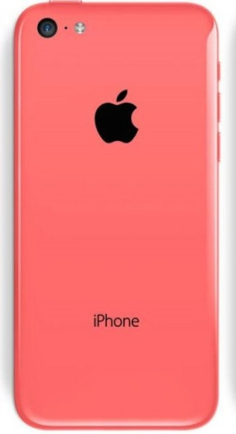 Refurbished Apple iPhone 5C - 16GB - Pink - Grade A