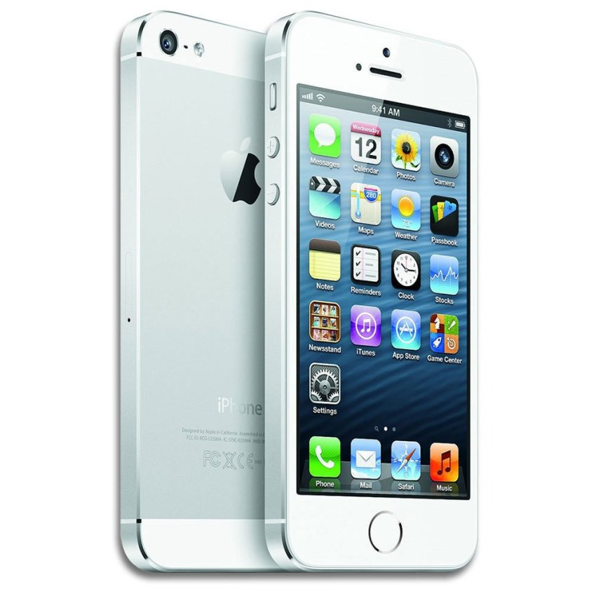 Refurbished Apple iPhone 5s 32gb - Silver - Grade A