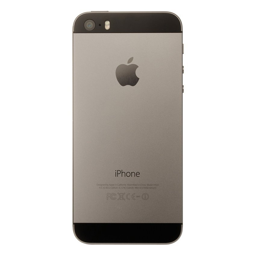 Refurbished Apple iPhone 5S - 64 GB - Space Gray
