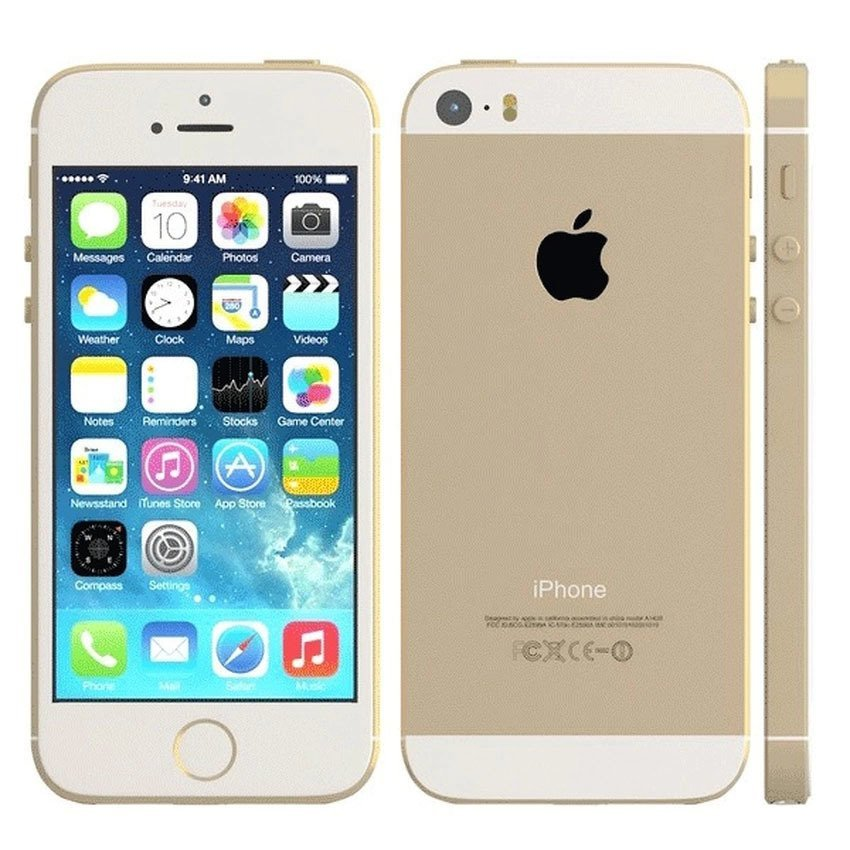 Refurbished Apple iPhone 5S - 64GB - Gold