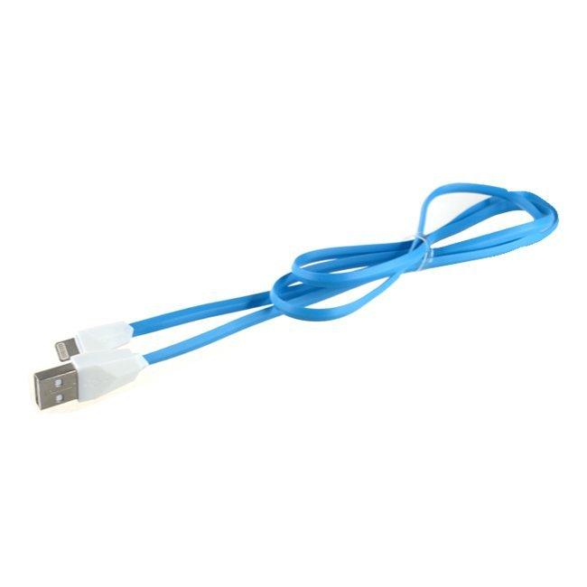 Remax Alien Cable Iphone - Biru