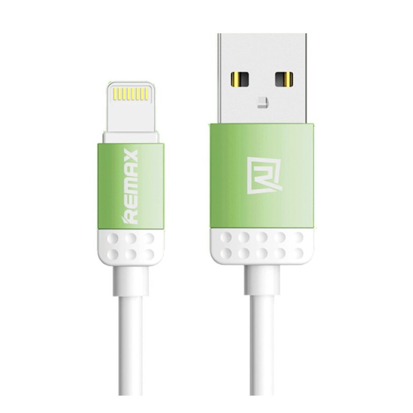 Remax Cute Color USB Data Cable Cord for iPhone 6 / 5 (Intl)