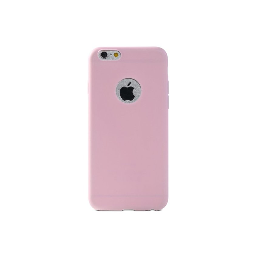 Remax Jelly Case iPhone 6 TPU Cover - Pink