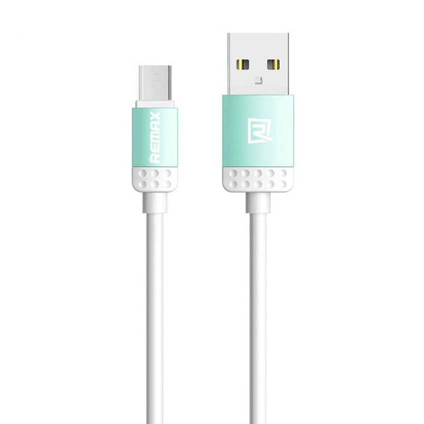 Remax Lovely USB Cable Data Micro  - Biru