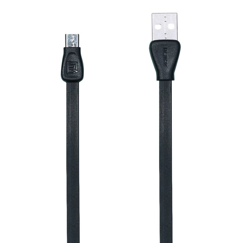 Remax Martin Data Cable RC-028M USB Micro Cable - Black