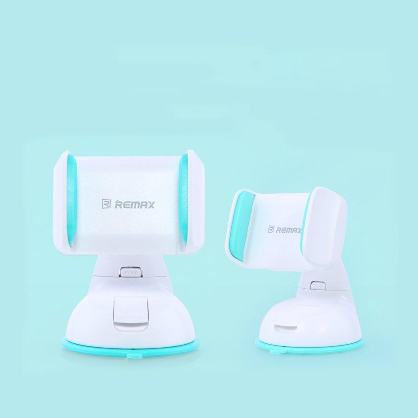REMAX RM - 06 Universal Car Holder Lazypod Mount Smartphone - Blue