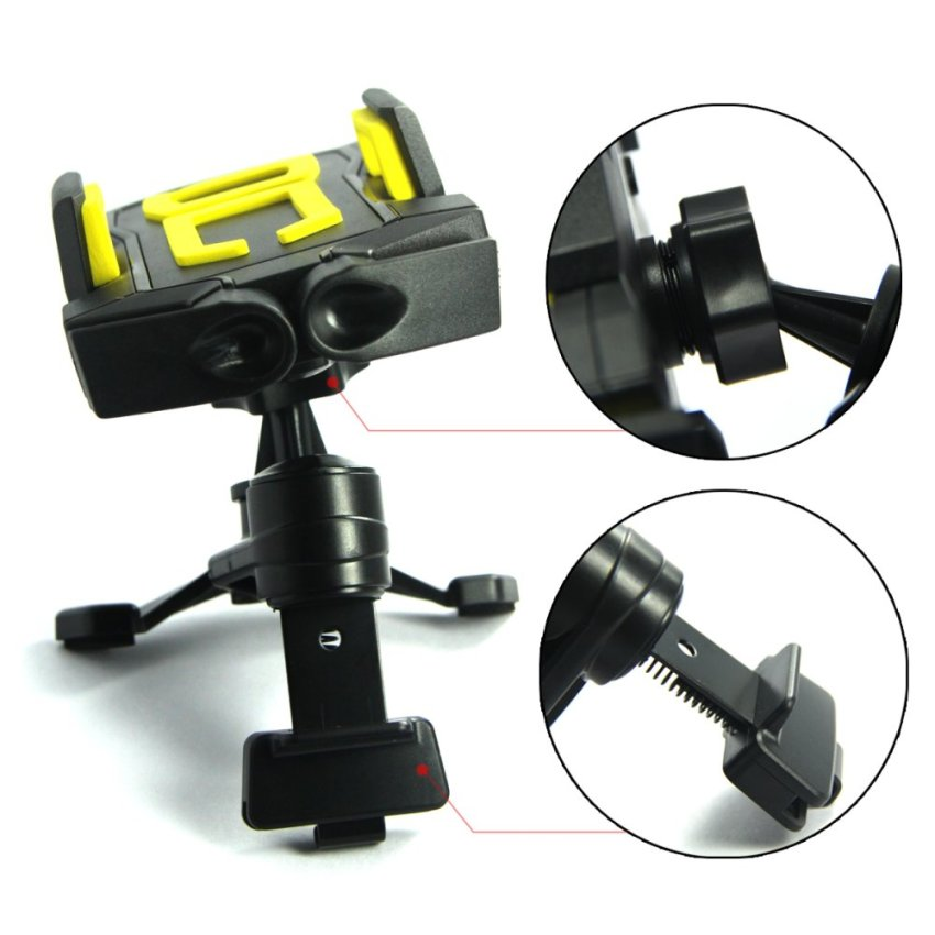 REMAX RM-14 Dedicated Air Vent Car Holder Mount for Smartphone and GPS (Intl)