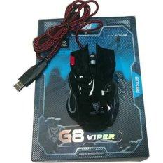 Rexus - MOU-RX-G8 REXUS Gaming Mouse G8 (REXUS G8)