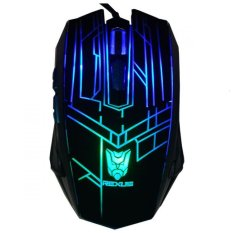 Rexus Mouse Gaming RXM-G6 Hitam