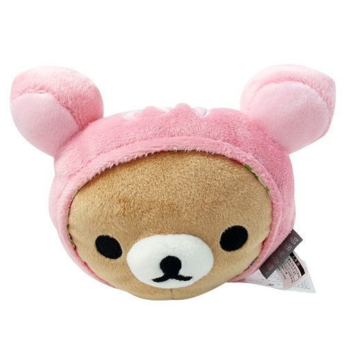 Rilakkuma Multi-Purpose Cell Phone Holder Pink (Intl)