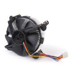 RIS CPU Cooler Fan Heatsink Quiet For Intel LGA775 Core 2 DUO / Celeronp / Pentium 4 / Pentium D- Intl