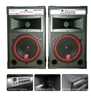Roadmaster Speaker Aktif 12 inch KD-12MKII | Lazada Indonesia