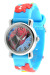 Rubber Cartoon Child Boys Kid Analog Quartz Sports Spider Man Wrist Watch Gifts