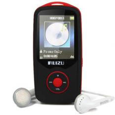 Ruizu X06 Bluetooth HiFi DAP MP3 Player 4GB - Red