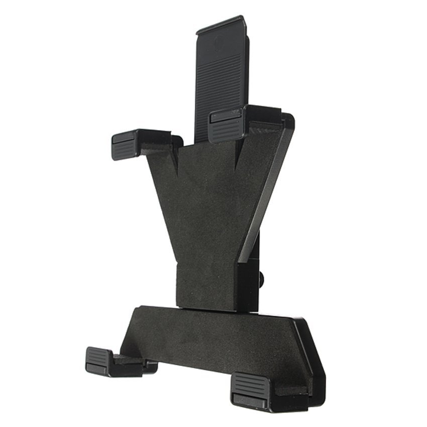 S and F Car Air Vent Mount Holder Stand for iPad 3/4 Air Tablet GPS (Black)