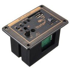 S & F Mini Coche Bass Power Amplificador Mp3 W / USB / SD Lector Tarjeta + Remote Control