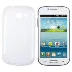 S-Line Case Gel For Samsung Galaxy Fresh Lite Trend Duos GT S7390 S7392 Transparent