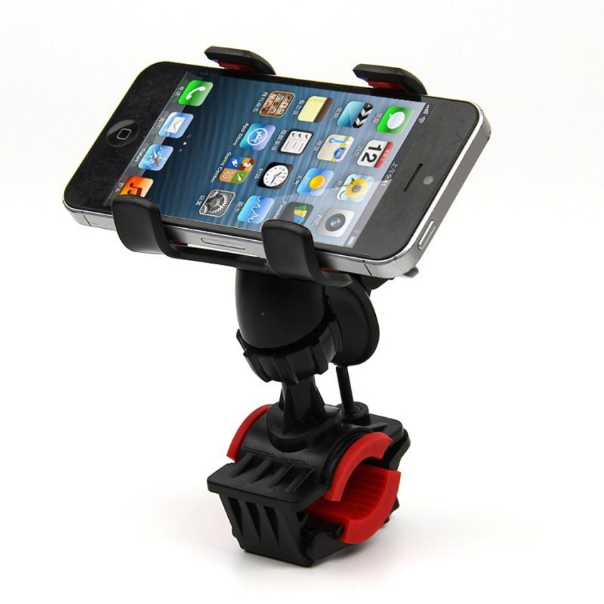 S031 Universal Motorcycle Bicycle Handlebar Mount Holder for Cell Phone GPS (Intl)