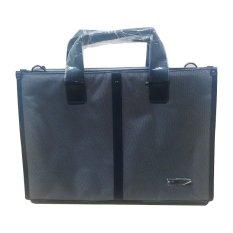 """Samsonite Backpack Notebook 15.6"""" Top Loader T7250S - Grey Polyester"""