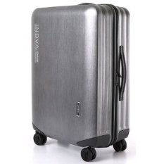 [SAMSONITE] Inova travel bag Spinner SP 81/30 BRUSHED ANTHRACL (Silver)