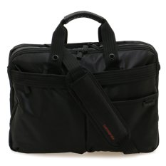 Samsonite Venna Laptop Briefcase Medium - Hitam
