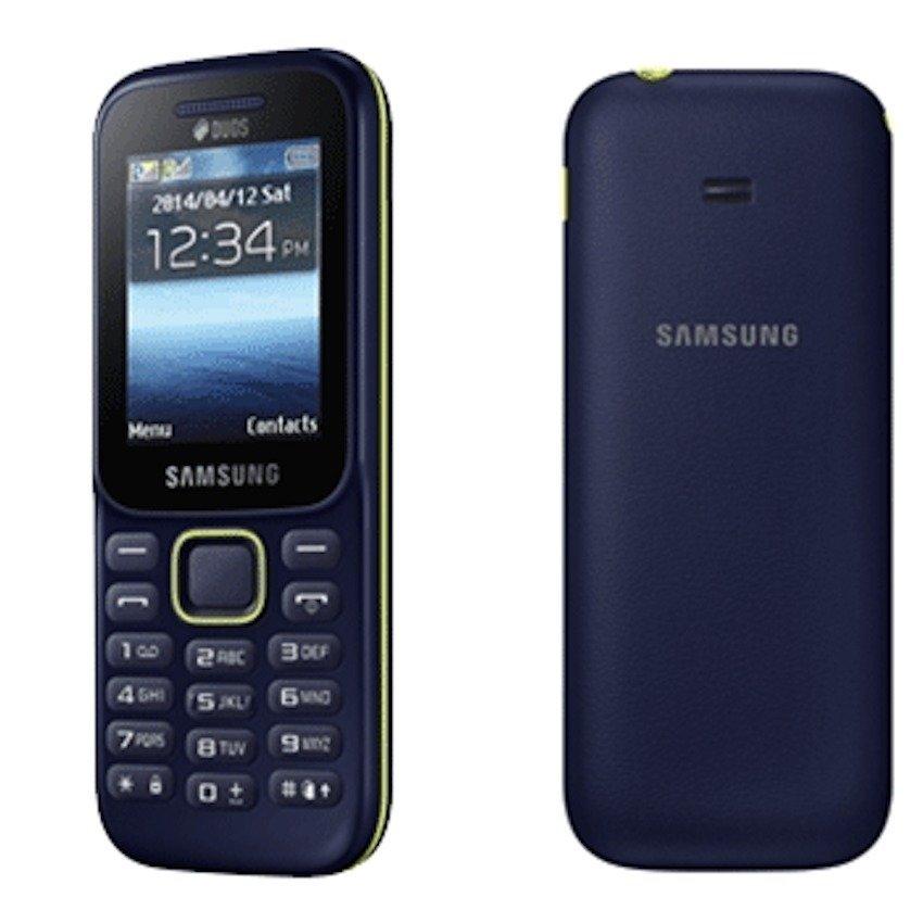 Samsung B310E - Piton - Hitam