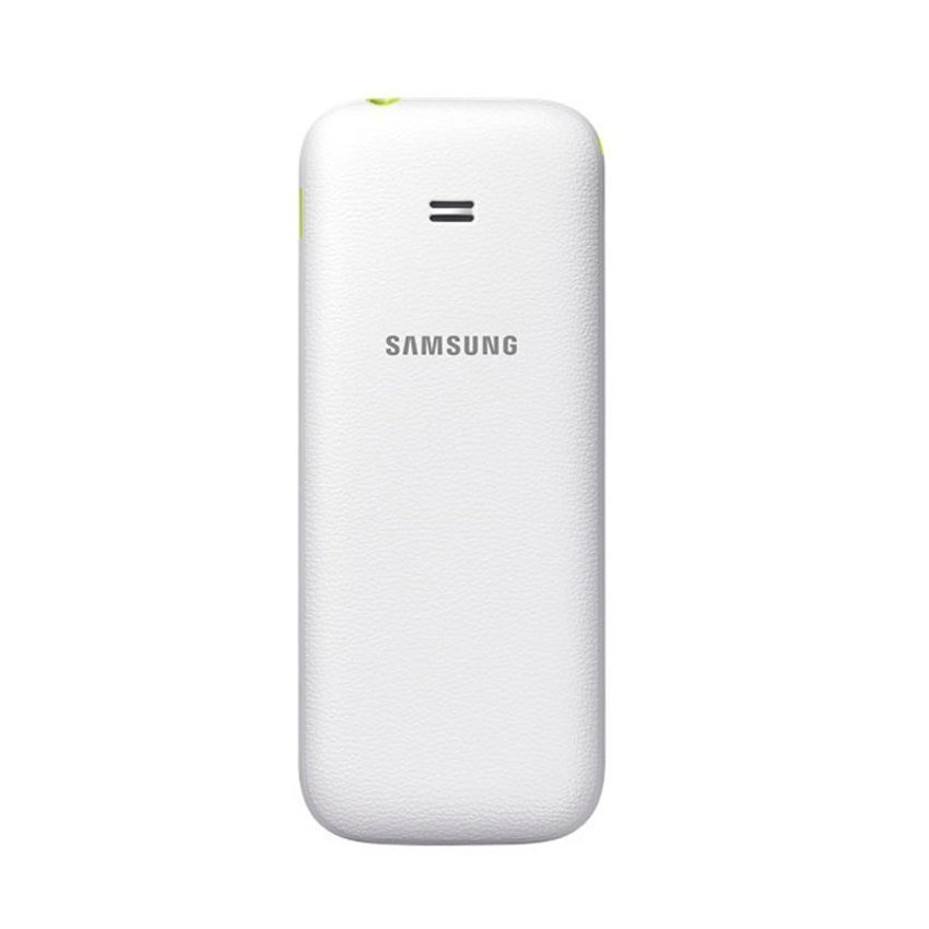 Samsung B310E - Piton - Putih + Bonus MMC 16GB