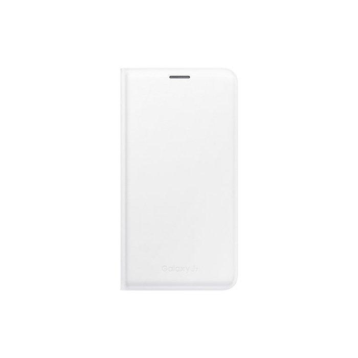 Samsung Flip Wallet Galaxy J7 - Putih