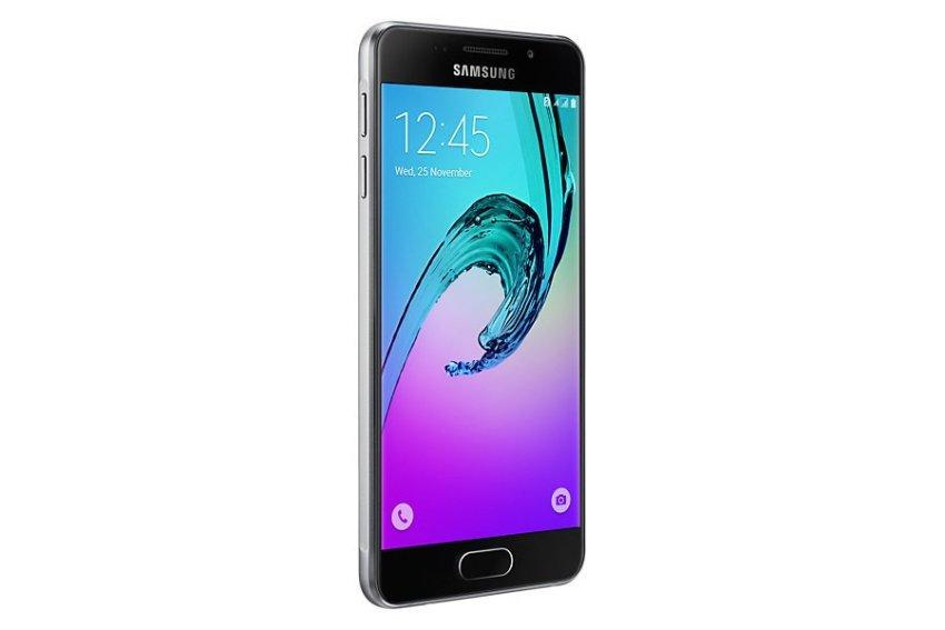 Samsung Galaxy A3 2016 16GB - LTE - Hitam