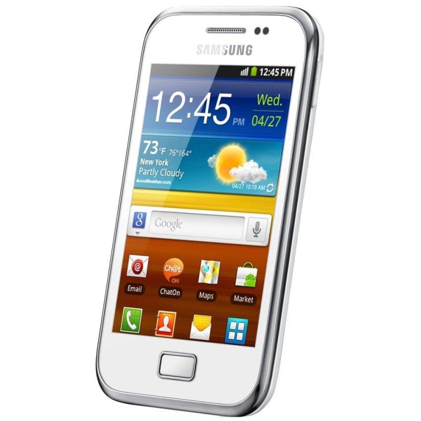 Samsung Galaxy Ace Plus S7500 - 3 GB - Putih