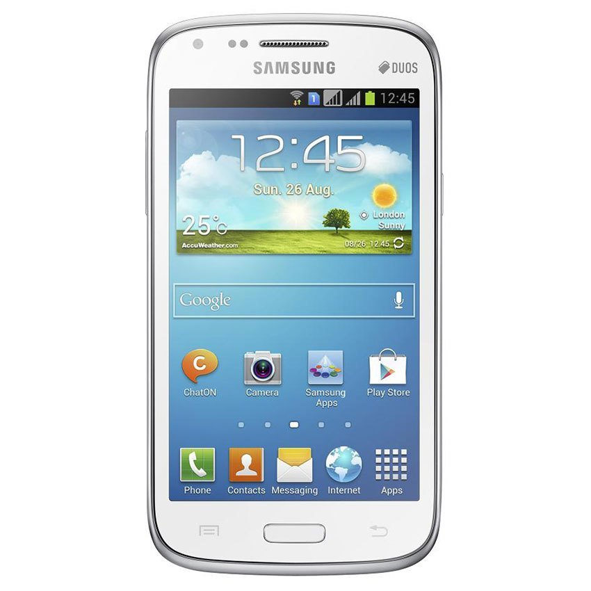 Samsung Galaxy Core - 8 GB - Putih
